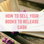How to sell your books to release cash