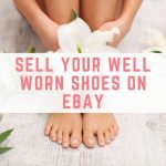 How to sell your well worn shoes on eBay