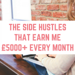 Here are the side hustles I do to earn £5,000+ every month