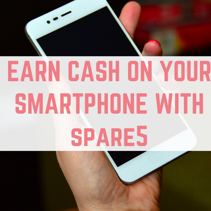 Spare5 - Earn cash with your smart phone