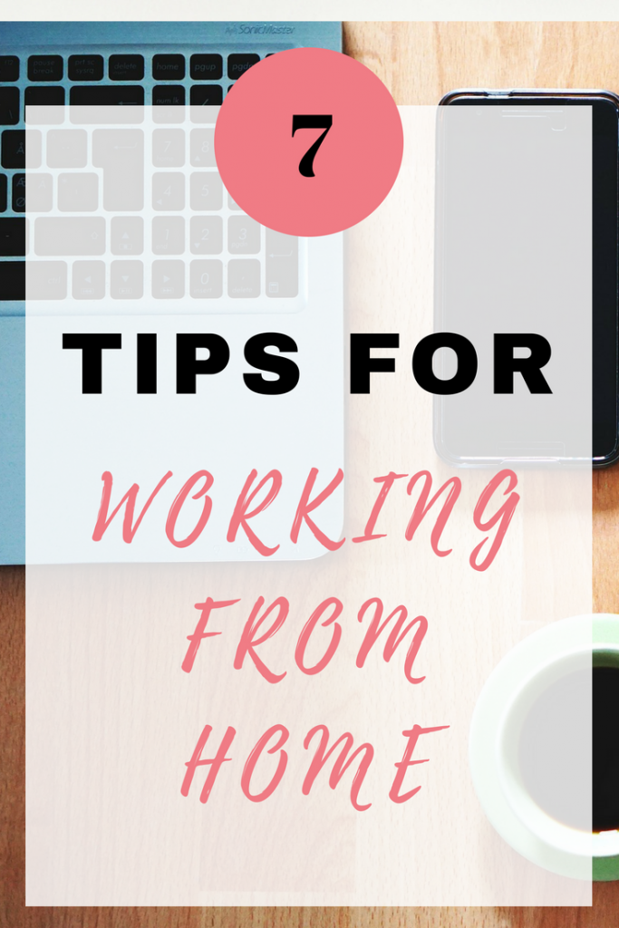 It can be extremely difficult to motivate yourself when you are working from home - whether it be freelancing or working from home full time by Emma at EmmaDrew.info #WorkingFromHome #MakingMoney #EarnMoney